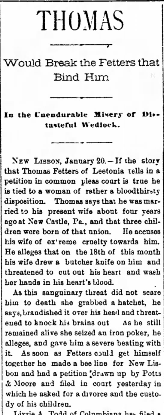 Thomas Fetters