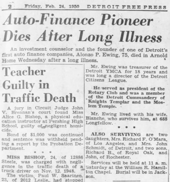 Auto-Finance Pioneer Dies After Long Illness -