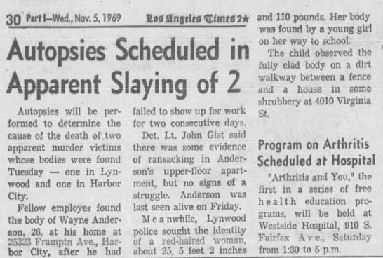 Jan Marsh 11-5-1969 -