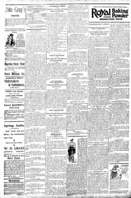 Logansport Pharos-Tribune from Logansport, Indiana on May 29, 1896 · Page 4