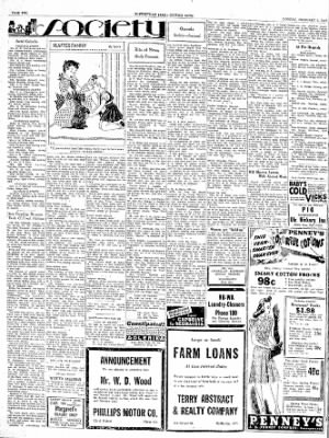 The Courier News from Blytheville, Arkansas on February 5, 1940 · Page 2