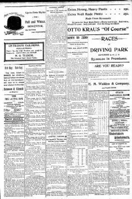 Logansport Pharos-Tribune from Logansport, Indiana on September 8, 1896 · Page 5