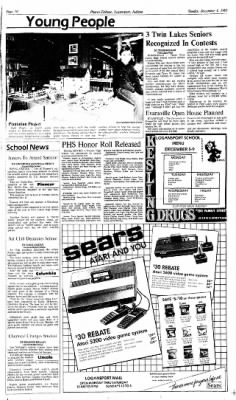 Logansport Pharos-Tribune from Logansport, Indiana on December 4, 1983 · Page 10