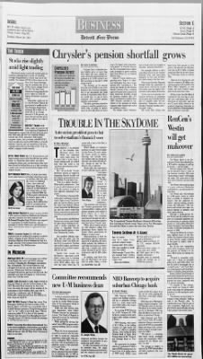 Detroit Free Press from Detroit, Michigan on March 26, 1991 · Page 35