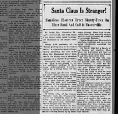 Newspaper article about a St. Louis