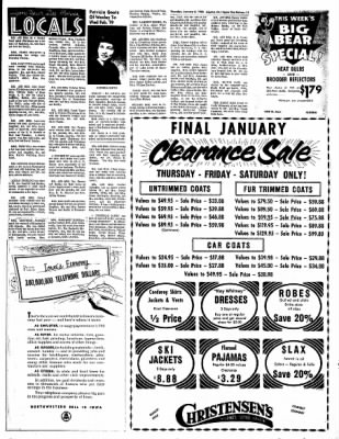The Algona Upper Des Moines from Algona, Iowa on January 6, 1966 · Page 11