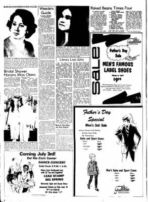 Del Rio News Herald from Del Rio, Texas on June 3, 1973 · Page 18