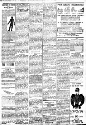 Logansport Pharos-Tribune from Logansport, Indiana on May 11, 1894 · Page 3