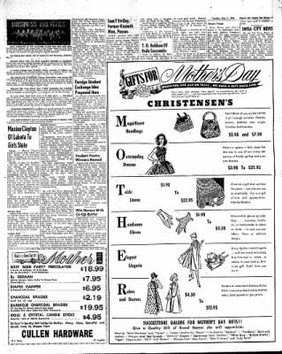 The Algona Upper Des Moines from Algona, Iowa on May 3, 1960 · Page 5