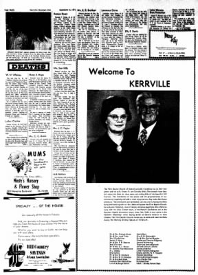 Kerrville Mountain Sun from Kerrville, Texas on September 9, 1971 · Page 7