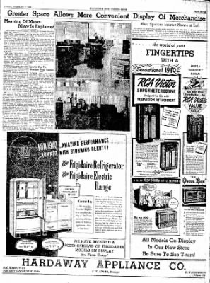 The Courier News from Blytheville, Arkansas on February 9, 1940 · Page 7