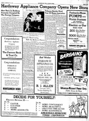 The Courier News from Blytheville, Arkansas on February 9, 1940 · Page 9