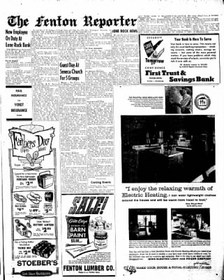 The Algona Upper Des Moines from Algona, Iowa on June 14, 1960 · Page 13