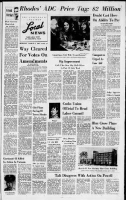 The Cincinnati Enquirer from Cincinnati, Ohio on March 2, 1967 · Page 27