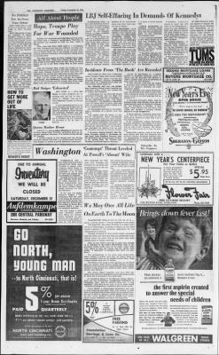 The Cincinnati Enquirer from Cincinnati, Ohio on December 30, 1966 · Page 2
