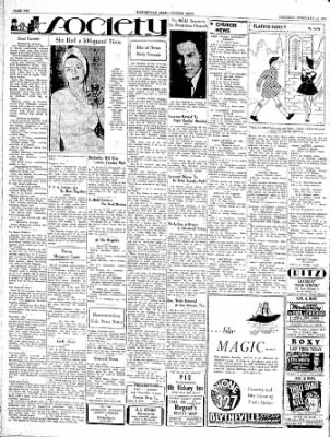 The Courier News from Blytheville, Arkansas on February 10, 1940 · Page 2