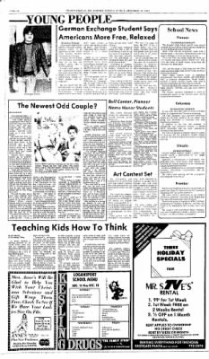 Logansport Pharos-Tribune from Logansport, Indiana on December 13, 1981 · Page 10