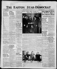 Sample The Star-Democrat front page