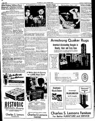 The Courier News from Blytheville, Arkansas on March 22, 1949 · Page 2