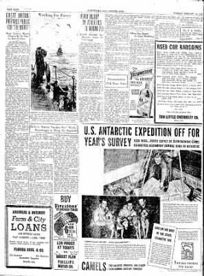 The Courier News from Blytheville, Arkansas on February 13, 1940 · Page 8