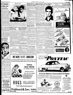 The Courier News from Blytheville, Arkansas on March 22, 1949 · Page 3