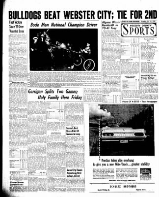 The Algona Upper Des Moines from Algona, Iowa on December 13, 1960 · Page 12