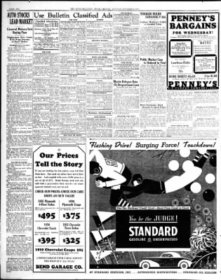 The Bend Bulletin from Bend, Oregon on October 18, 1938 · Page 6