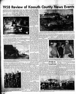 The Algona Upper Des Moines from Algona, Iowa on January 8, 1959 · Page 16