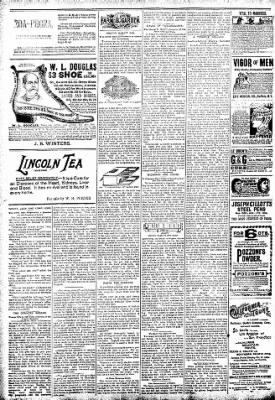Logansport Pharos-Tribune from Logansport, Indiana on May 17, 1894 · Page 6