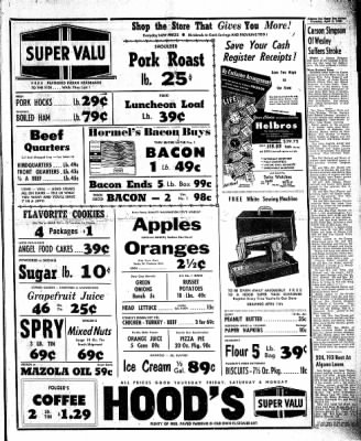 The Algona Upper Des Moines from Algona, Iowa on April 2, 1959 · Page 7
