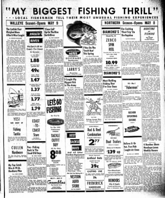 The Algona Upper Des Moines from Algona, Iowa on April 30, 1959 · Page 11