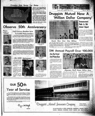 The Algona Upper Des Moines from Algona, Iowa on April 30, 1959 · Page 17