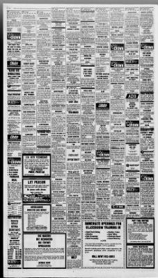 The Cincinnati Enquirer From Cincinnati, Ohio On September 3, 1986 · Page 60