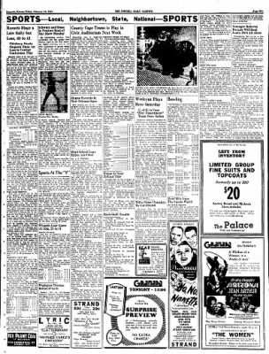 The Emporia Gazette from Emporia, Kansas on February 14, 1941 · Page on