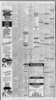 The Cincinnati Enquirer From Ohio On November 20 1986