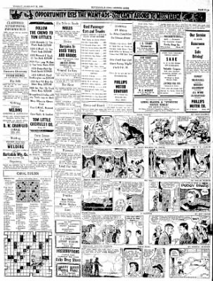 The Courier News from Blytheville, Arkansas on February 20, 1940 · Page 5