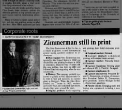 Otto Zimmerman & Son Co.