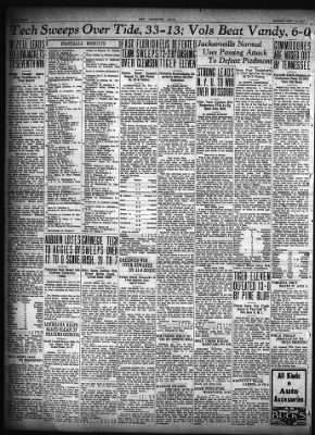 The Anniston Star from Anniston, Alabama on November 18, 1928 · Page 8