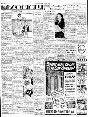 The Courier News from Blytheville, Arkansas on February 21, 1940 · Page 2