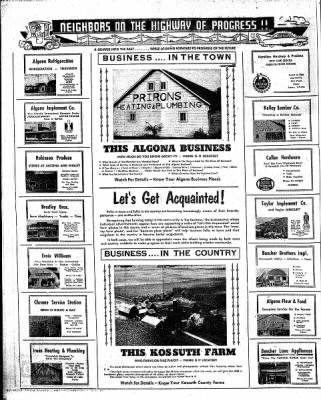 The Algona Upper Des Moines from Algona, Iowa on July 9, 1959 · Page 18