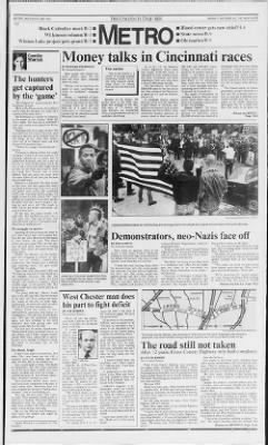 The Cincinnati Enquirer from ,  on October 25, 1987 · Page 17