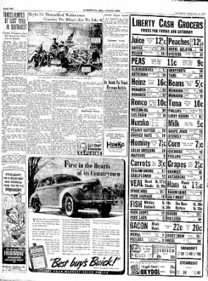 The Courier News from Blytheville, Arkansas on February 22, 1940 · Page 2