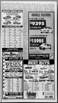 The Cincinnati Enquirer from Cincinnati, Ohio on September 13, 1991 · Page 77