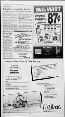 The Cincinnati Enquirer from Cincinnati, Ohio on September 29, 1991 · Page 15