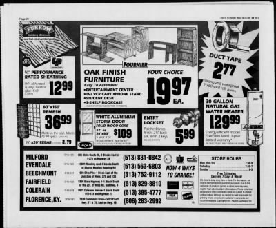 The Cincinnati Enquirer from Cincinnati, Ohio on September 29, 1991 · Page 395