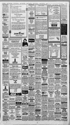 The Cincinnati Enquirer from Cincinnati, Ohio on October 6, 1991 · Page 109
