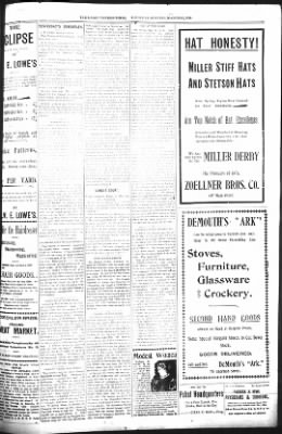 The Daily Deadwood Pioneer-Times from Deadwood, South Dakota on March 16, 1899 · Page 5