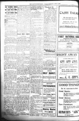 The Daily Deadwood Pioneer-Times from Deadwood, South Dakota on April 11, 1899 · Page 2