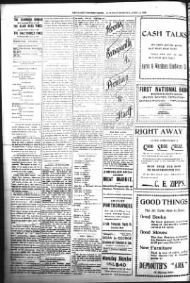 The Daily Deadwood Pioneer-Times from Deadwood, South Dakota on April 15, 1899 · Page 2