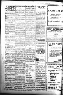 The Daily Deadwood Pioneer-Times from Deadwood, South Dakota on April 29, 1899 · Page 2